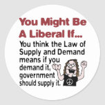 Supply And Demand Stickers
