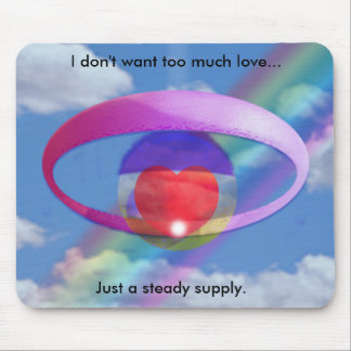 Supply Love Mouse Pad