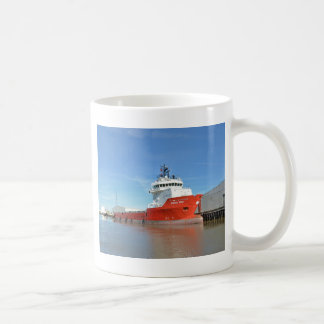 Supply Ship Durga Devi Coffee Mug