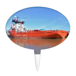 Supply Ship Energy Lord Cake Picks