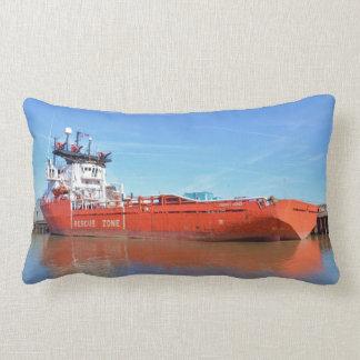 Supply Ship Energy Lord Lumbar Pillow