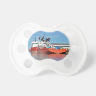 Supply Ships Energy Lord And Durga Devi BooginHead Pacifier