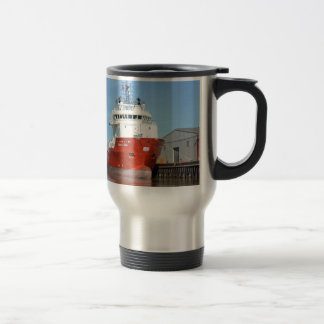 Supply Vessel Durga Devi Travel Mug