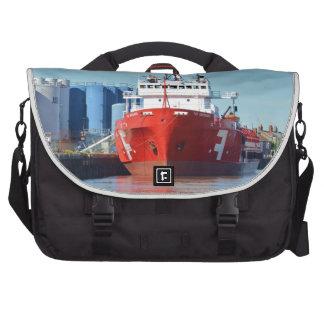 Supply Vessel Far Grimshader Laptop Bag