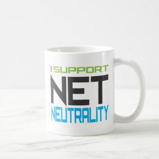 Suppor Net Neutrality Coffee Mug