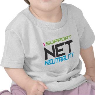 Suppor Net Neutrality Tee Shirt