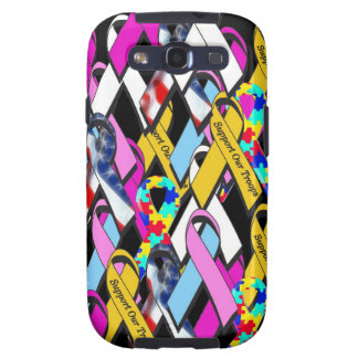 Support a Cause Galaxy SIII Cover