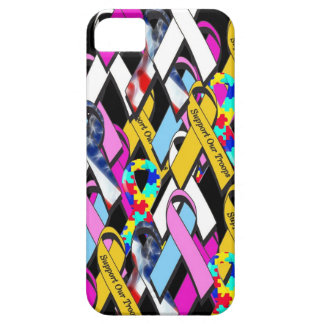Support a Cause iPhone 5 Cover