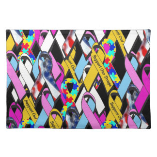 Support a Cause Place Mats