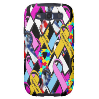 Support a Cause Samsung Galaxy S3 Case