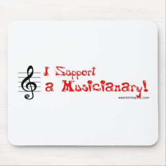 Support a Musicianary Mouse Pad