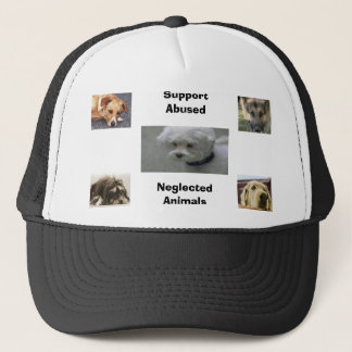 Support Abused Ne... Trucker Hat