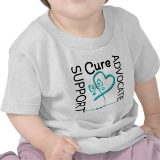 Support Advocate Cure - Tourette Syndrome Tee Shirts