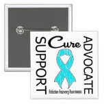 Support Advocate Cure v2 Addiction Recovery Buttons