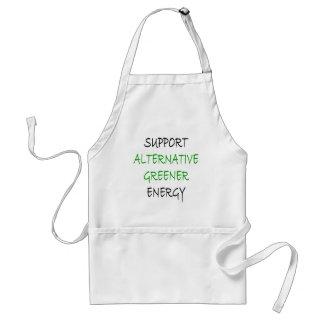 Support Alternative Greener Energy Aprons