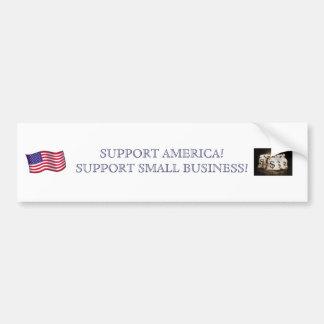 Support America Bumper Sticker