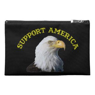 Support America Eagle Bagettes Bag