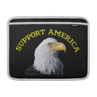 Support America Eagle Rickshaw Sleeve