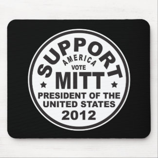 Support America Vote Mitt Mouse Pad