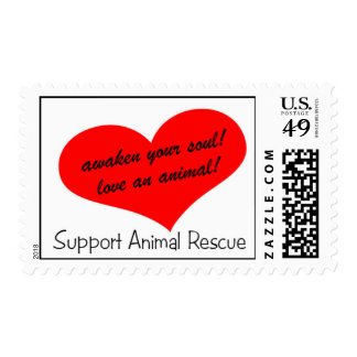 Support Animal Rescue Stamp