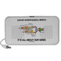 Support Anthropological Genetics About Our Genes Travelling Speakers