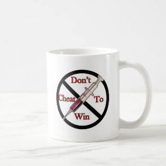 Support Anti-Doping Coffee Mug