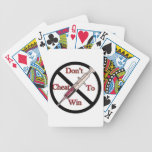 Support Anti-Doping Poker Deck