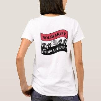 Support Arab people's Revolution T-Shirt