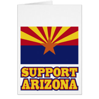 Support Arizona Card
