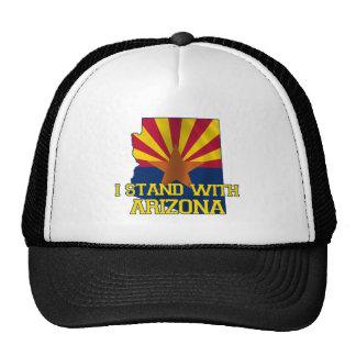Support Arizona Mesh Hat