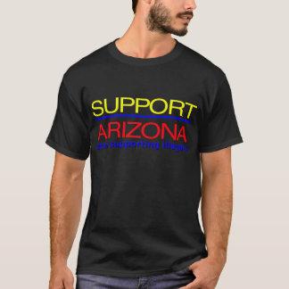 support arizona immigration law T-Shirt