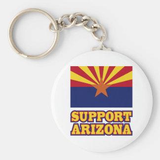 Support Arizona Keychain