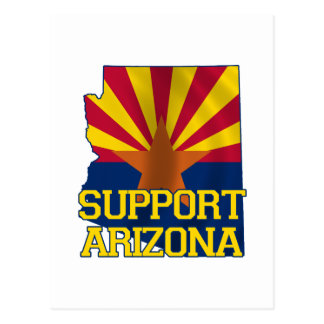 Support Arizona Postcard