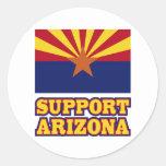 Support Arizona Sticker