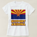 Support Arizona Tees