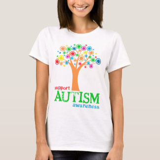 Support Autism Awareness T-Shirt