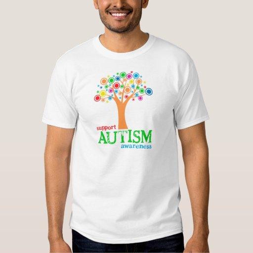 Support Autism Awareness Tshirts