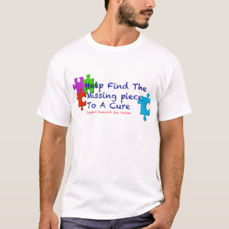 Support Autism Find a Cure T-Shirt