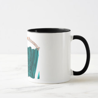 Support Autism Research  Ringer Mug