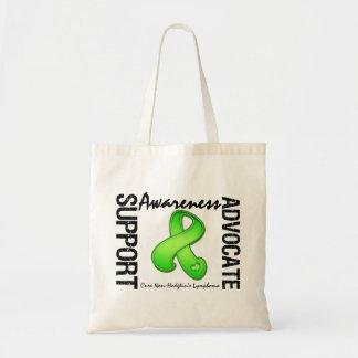 Support Awareness Advocate Non-Hodgkin's Lymphoma Bags