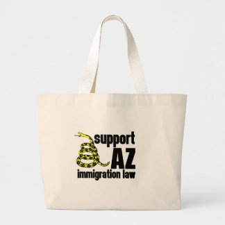 support AZ immigration law Bag