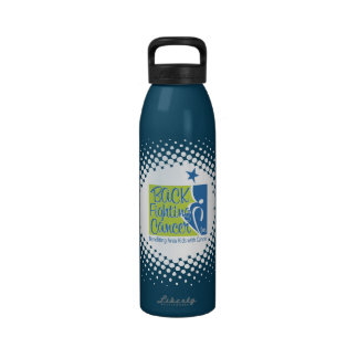 Support BACK Fighting Cancer, Inc. Reusable Water Bottles