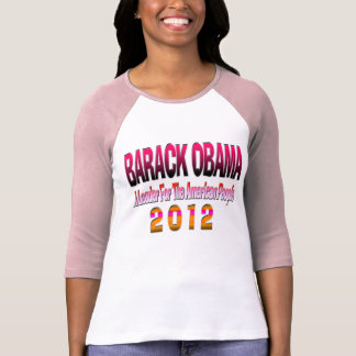 Support Barack Obama 2012 T-Shirt