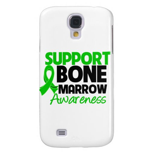 Support Bone Marrow Awareness Samsung Galaxy S4 Cases