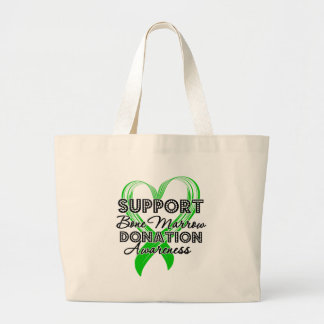 Support Bone Marrow Donor Awareness Tote Bags