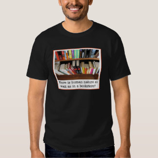 Support book stores t-shirts