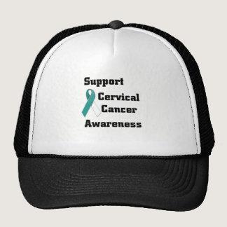 Support Cervical Cancer Awareness Trucker Hat