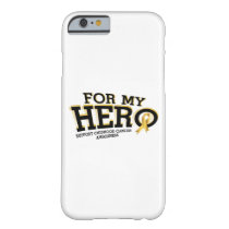 Support Childhood Cancer Awareness Barely There iPhone 6 Case