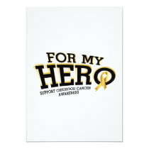Support Childhood Cancer Awareness Card