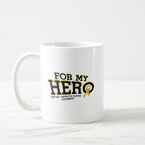 Support Childhood Cancer Awareness Coffee Mug